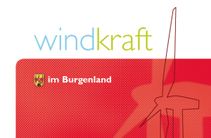 Folder WINDKRAFT im Burgenland